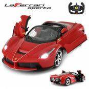 Ferrari LaFerrari Aperta Radiostyrd Bil