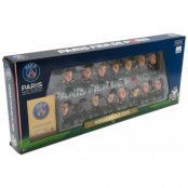 Paris Saint Germain FC SoccerStarz Quadruple Winners Flerpack