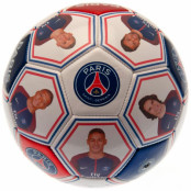 Paris Saint Germain Fotboll Photo Signature 2