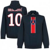 Paris St Germain Huvtröja Ibrahimovic Mörkblå S