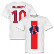 Paris St Germain T-shirt Ibrahimovic Vit S