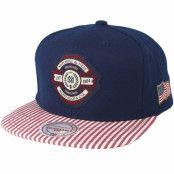 Kepsar USA Navy Snapback - Mitchell & Ness