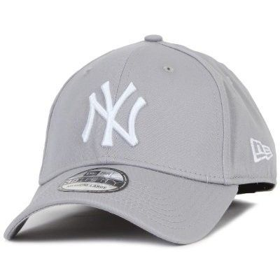 New Era - NY Yankees 39thirty Grey (S/M)