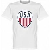 USA T-shirt Vit XS