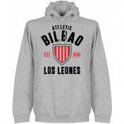 Athletic Bilbao Huvtröja Bilbao Established Grå S