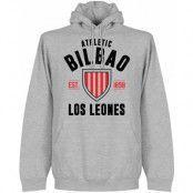 Athletic Bilbao Huvtröja Bilbao Established Grå XXL