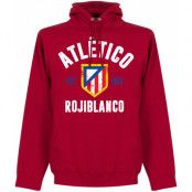 Atletico Madrid Huvtröja Atletico Established Röd S
