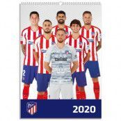 Atletico Madrid Kalender 2020