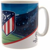 Atletico Madrid Mugg