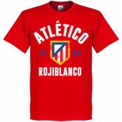 Atletico Madrid T-shirt Atletico Established Röd XS