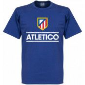 Atletico Madrid T-shirt Atletico Team Blå S