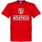 Atletico Madrid T-shirt Atletico Team Röd M