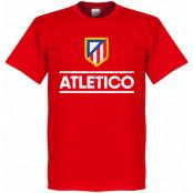 Atletico Madrid T-shirt Atletico Team Röd XS