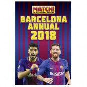 Barcelona Årsbok 2018