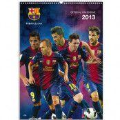 Barcelona Kalender 2013