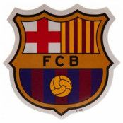 Barcelona Klistermärke Stort
