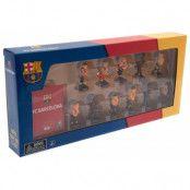 Barcelona SoccerStarz 11 Player Flerplack