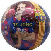 Barcelona Fotboll De Jong Foto