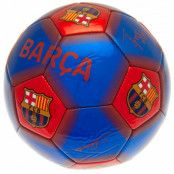 Barcelona Fotboll Signature