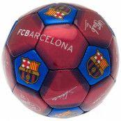 Barcelona Teknikboll Signature