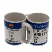 Barcelona Mugg Match Day