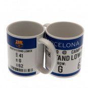 Barcelona Mugg Match Day
