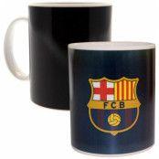 Barcelona Mugg Mugg Heat Changing