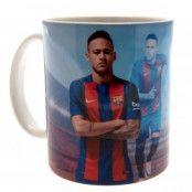 Barcelona Mugg Neymar Blå