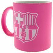 Barcelona Mugg Rosa PK