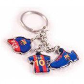 Barcelona Nyckelring Charm