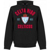 Celta Vigo Huvtröja Established Svart S