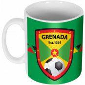Granada Mugg Grenada Team Grön