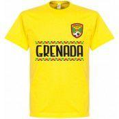 Granada T-shirt Team Gul L