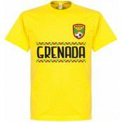 Granada T-shirt Team Gul M
