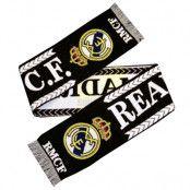 Real Madrid Halsduk Crest Svart