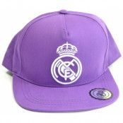 Real Madrid Keps Crest Lila
