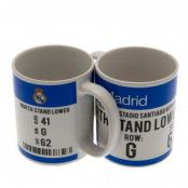 Real Madrid Mugg Match Day