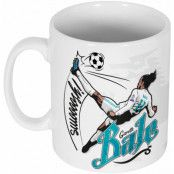 Real Madrid Mugg Bale Bicycle Kick Gareth Bale Vit
