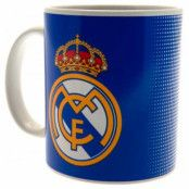 Real Madrid Mugg Halftone