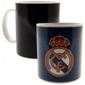 Real Madrid Mugg Heat Changing
