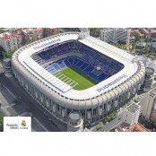 Real Madrid Affisch Stadium 69