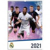 Real Madrid Kalender 2021