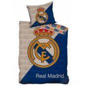 Real Madrid Single Påslakanset CR