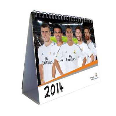 Real Madrid Skrivbordskalender 2014