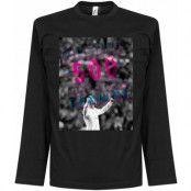 Real Madrid T-shirt Ronaldo 500 Goals LS Cristiano Ronaldo Svart S