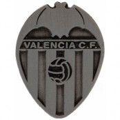 Valencia CF Emblem Antik Silver