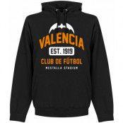 Valencia Huvtröja Established Svart S