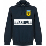 Argentina Huvtröja Team Mörkblå S