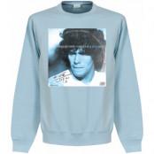 Argentina Tröja Pennarello LPFC Maradona Sweatshirt Diego Maradona Ljusblå S