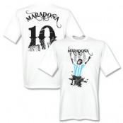 Argentina T-shirt Maradona S